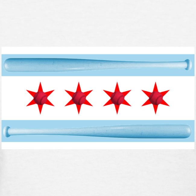 Chicago Baseball Flag