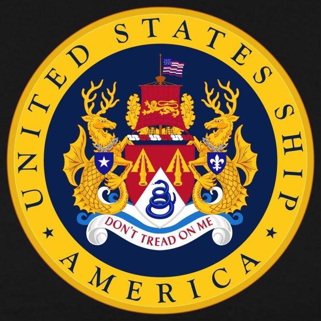 USS America CVA/CV-66 COA
