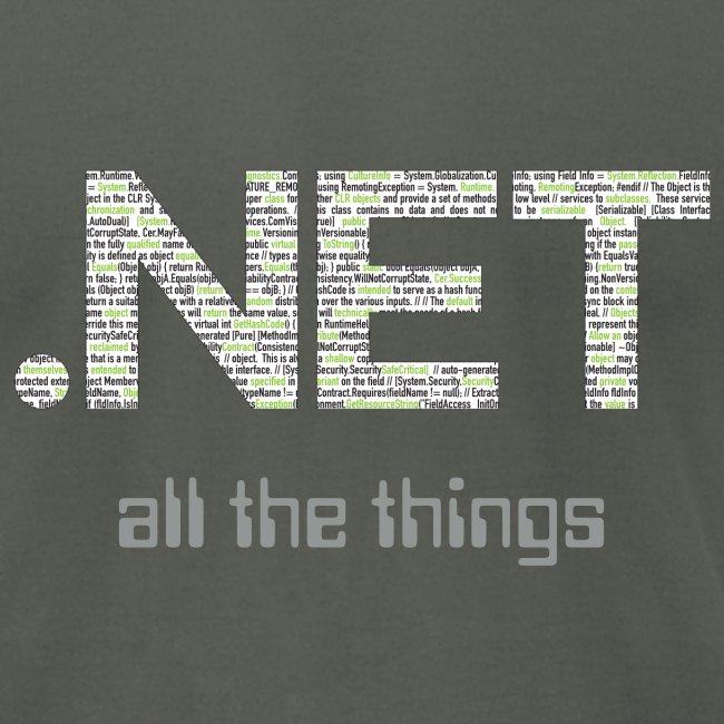 All The Things Men's Tee