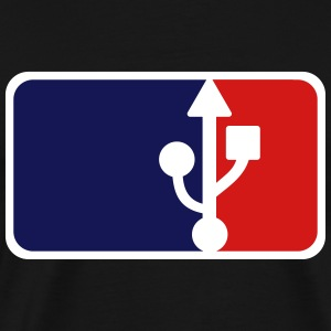 Major league e-sports - Men's Premium T-Shirt