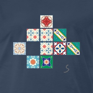 Tile design - Men's Premium T-Shirt