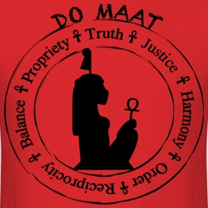 DO MAAT - Men's T-Shirt