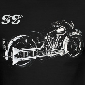 ss100 T-Shirts - Men's Ringer T-Shirt