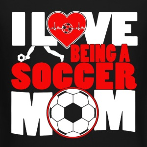 Soccer Mom shirt - Crewneck Sweatshirt