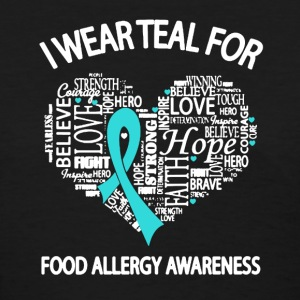 Food Allergy Awareness - Women's T-Shirt