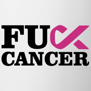 Fuck Cancer Mugs & Drinkware - Coffee/Tea Mug