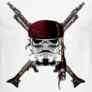 Pirate Troopers - Men's Ringer T-Shirt
