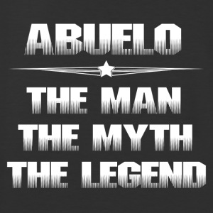 ABUELO THE MAN THE MYTH THE LEGEND T-Shirts - Baseball T-Shirt