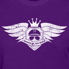Queen of the Road Women's T-Shirts