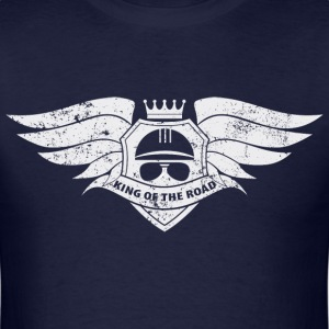 King of the Road T-Shirts - Men's T-Shirt
