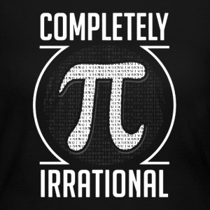 Pi Completely Irrational - Women's Long Sleeve Jersey T-Shirt