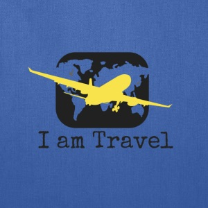 I Am Travel- Tote - Tote Bag