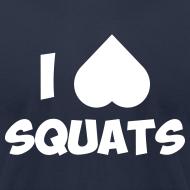Design ~ I love squats
