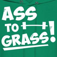 Design ~ Ass to grass!