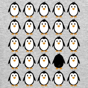 Penguin colony Long Sleeve Shirts - Crewneck Sweatshirt