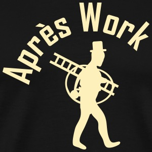 apres work T-Shirts - Men's Premium T-Shirt
