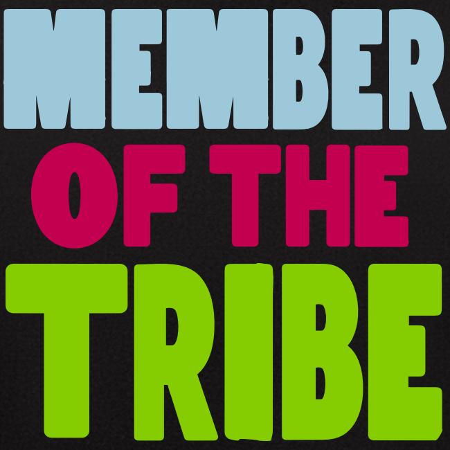 Tribe Zip Up Hoodie