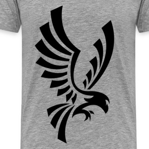 Eagle symbol T-Shirts - Men's Premium T-Shirt