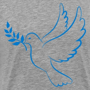 Dove of peace T-Shirts - Men's Premium T-Shirt