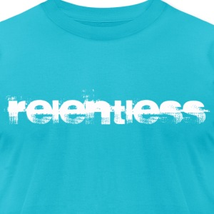 Relentless T-Shirts - Men's T-Shirt by American Apparel