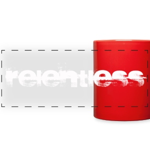 Relentless Mugs & Drinkware - Full Color Panoramic Mug