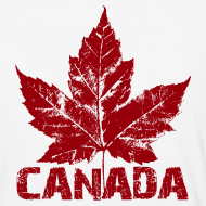 Design ~ Cool Canada Souvenir Jersey Men's Retro Canada Shirt