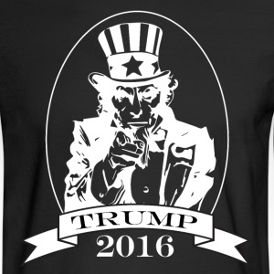 Trump2016 Long Sleeve Shirts - Men's Long Sleeve T-Shirt