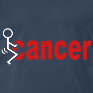 Fuck Cancer T-Shirts - Men's Premium T-Shirt