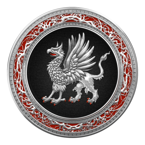 Sacred Silver Griffin