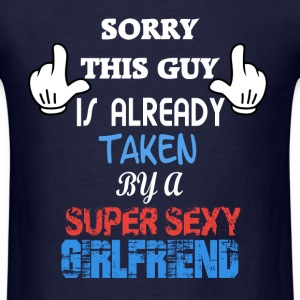 girlfriend T-Shirts - Men's T-Shirt