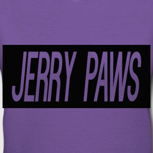 Jerry paws - Women's V-Neck T-Shirt