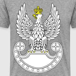 Eagle symbol wings clip art T-Shirts - Men's Premium T-Shirt