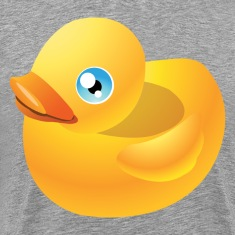 Cartoon duck toy T-Shirts