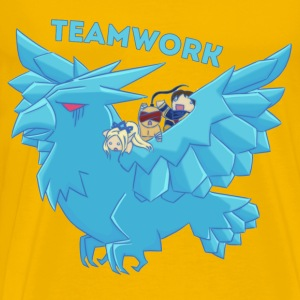Teamwork - League Of Legends - Men's Premium T-Shirt