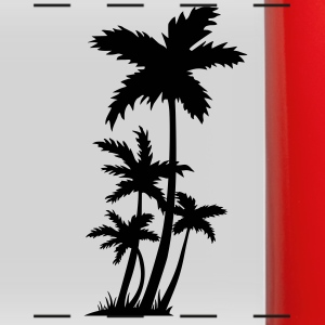 Palm trees Mugs & Drinkware - Full Color Panoramic Mug