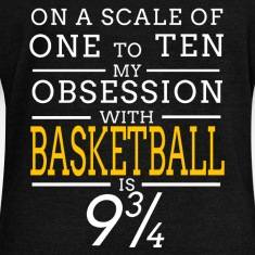 basketball obsession Long Sleeve Shirts