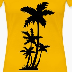 Palm trees Women's T-Shirts