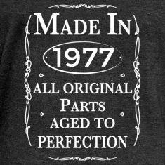 made in 1977 birthday Long Sleeve Shirts