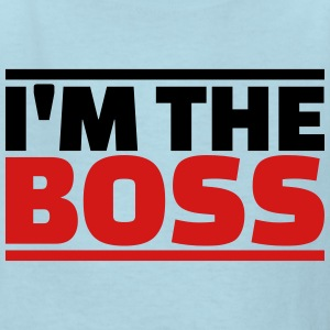 I'm the boss Kids' Shirts - Kids' T-Shirt