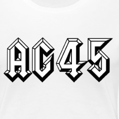 AceGames45 White Female T-Shirt