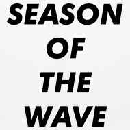 Design ~ Season Of The Wave Mouse Pad