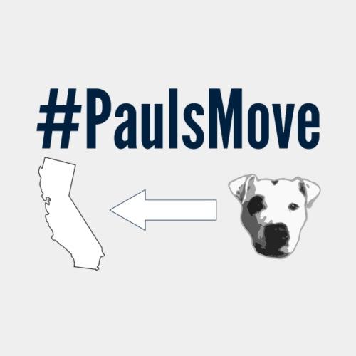 #PaulsMove