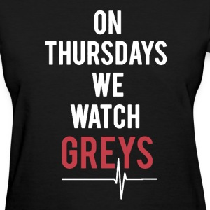 Greys shirt - Women's T-Shirt
