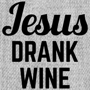 Jesus Drank Wine Funny Quote Sportswear - Snap-back Baseball Cap