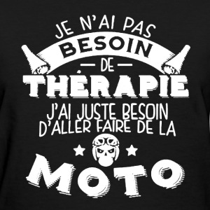 Pour les Motards shirt - Women's T-Shirt