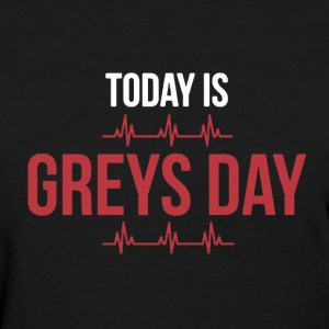 Greys day - Women's T-Shirt