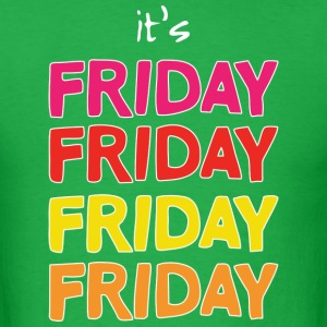 TGIF (dark) T-Shirts - Men's T-Shirt
