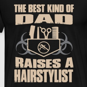 HAIRSTYLIST DAD shirt - Men's Premium T-Shirt