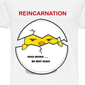 Reincarnation - Men's Premium T-Shirt