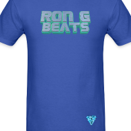 Design ~ RON G BEATS T SHIRT BY RONALRENEE